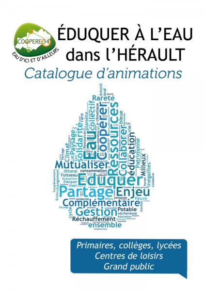 Catalogue Eau